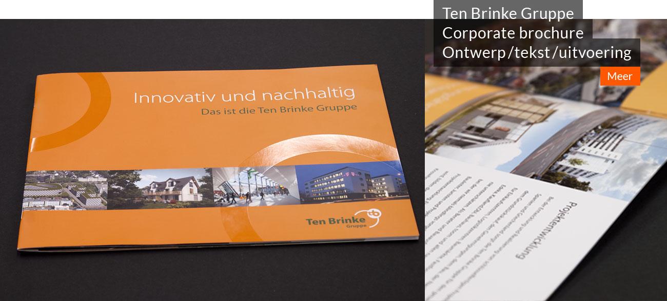Ten Brinke Groep Brochures